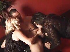 Michelle regala su cuerpo negro a una lesbiana blanca abuelas mayores xxx